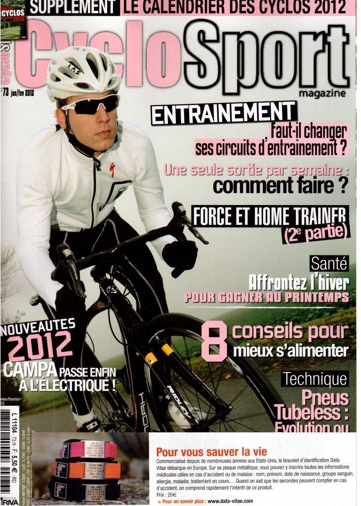 Cyclo Sport Jan-Fev 2012