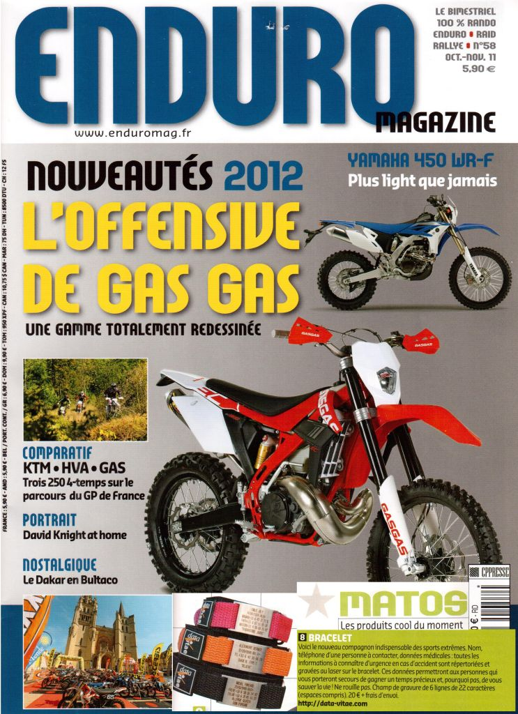Enduro Magazine Oct-Nov 2011