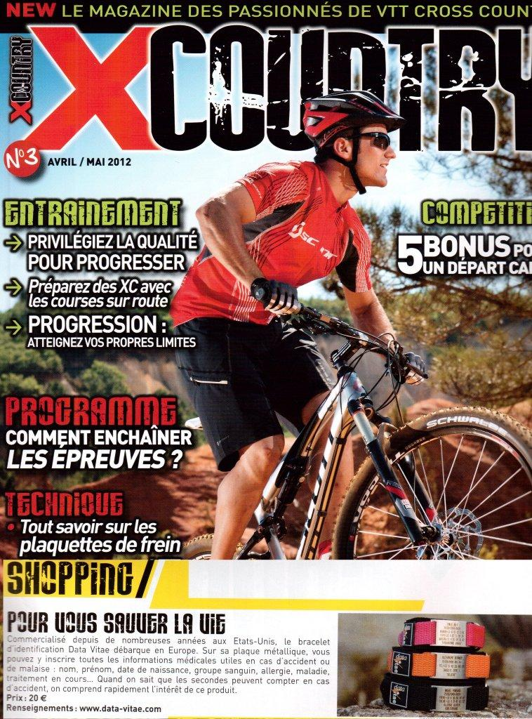 Xcountry Avril Mai 2012