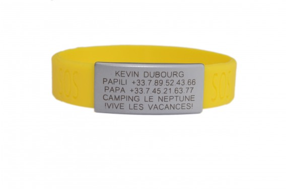 Kiddie - Identification Bracelet
