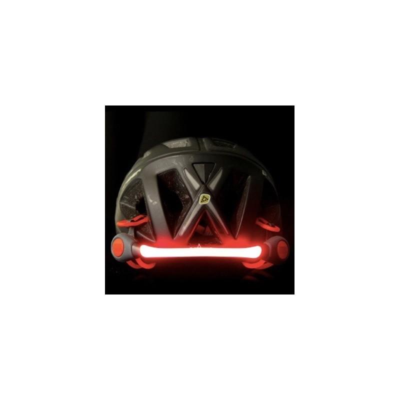 Lumière Casque Vélo