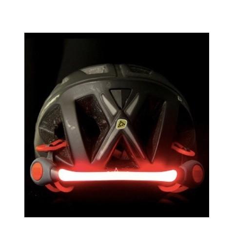Lumière Casque Vélo Vizibl