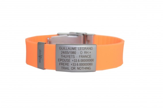 Ultra -  Identification Bracelet