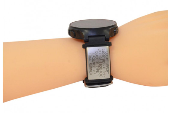 Accroche-ID pour montres