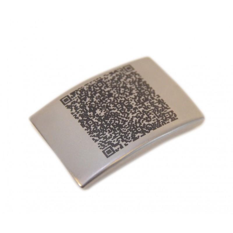 Plaque Ultra QR code / pass sanitaire